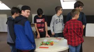 20181024 - Látogatás az ICSB angol nyelvű iskolába